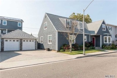 Long Beach NY Single Family Home For Sale: $899,000