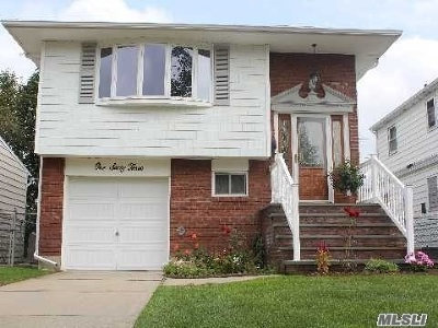 Hicksville Single Family Home For Sale: 163 Wilfred Blvd