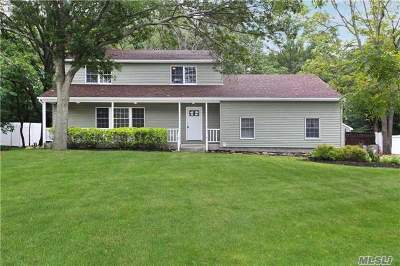 Farmingville Single Family Home For Sale: 15 S Howell Ave