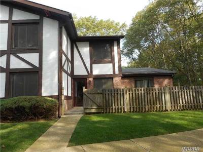 Coram Condo/Townhouse For Sale: 218 Skyline Dr