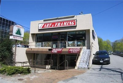 Great Neck Commercial For Sale: 917 Northern Blvd