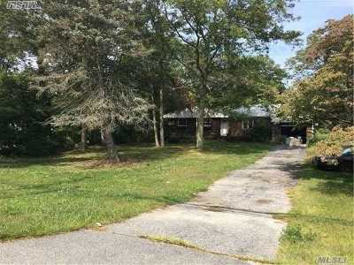 Lake Ronkonkoma Single Family Home For Sale: 2247 Motor Pkwy