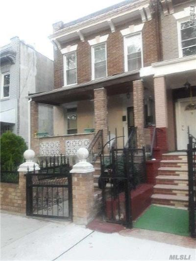 Brooklyn Multi Family Home For Sale: 1983 Strauss St