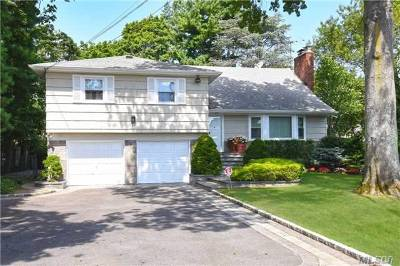 Woodmere Single Family Home For Sale: 18 Fir Ln