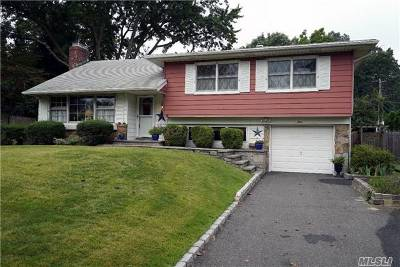 Smithtown Single Family Home For Sale: 4 Nowick Ln