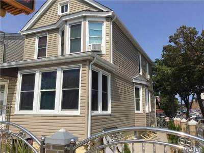Rego Park Single Family Home For Sale: 89-55 Metropolitan Ave