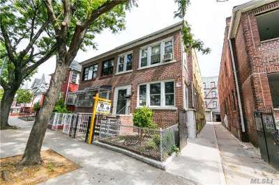 Jackson Heights Multi Family Home For Sale: 35-47 93rd St