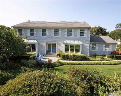 Setauket Single Family Home For Sale: 11 Cottontail Ln