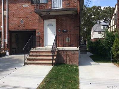 Flushing Multi Family Home For Sale: 40-24 195th St
