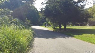 Northport Residential Lots & Land For Sale: Cove Rd