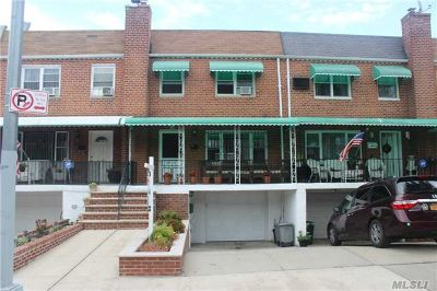 Jackson Heights Single Family Home For Sale: 25-51 76 St