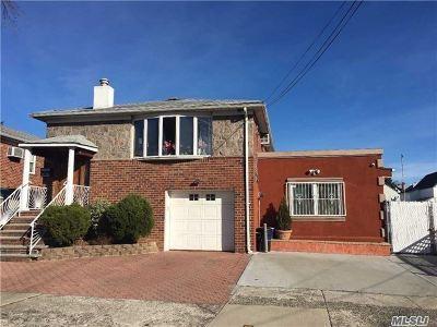 Whitestone Single Family Home For Sale: 12-27 148 St