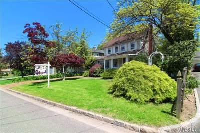 Woodmere Single Family Home For Sale: 995 East Prospect
