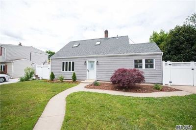 Levittown Single Family Home For Sale: 38 Farm Ln