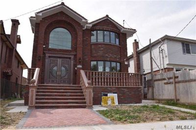 Bayside Multi Family Home For Sale: 13-48 209th Street