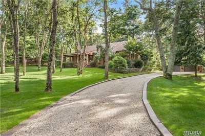 East Hampton Single Family Home For Sale: 485 Hands Creek Rd