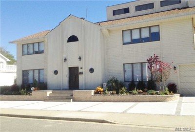Lido Beach NY Single Family Home For Sale: $1,375,000