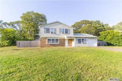 Coram Single Family Home For Sale: 657 Hawkins E. Rd