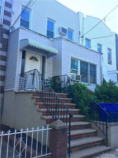 Ridgewood Multi Family Home For Sale: 68-22 60th St