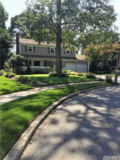 Hauppauge NY Single Family Home For Sale: $445,000