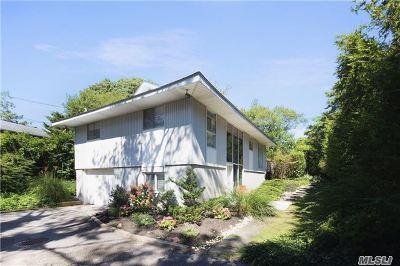 Hampton Bays Single Family Home For Sale: 11 Sunset Ridge Rd