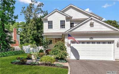 Hauppauge, Nesconset Single Family Home For Sale: 127 Browns Rd