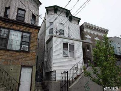 Multi Family Home For Sale: 32-25 103rd St