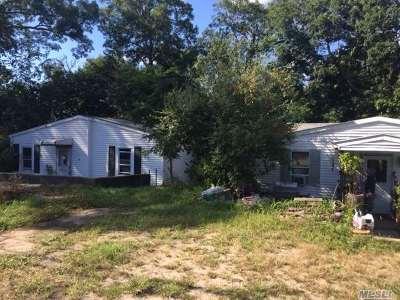 Lake Ronkonkoma Single Family Home For Sale: 19 & 21 Ruby Pl