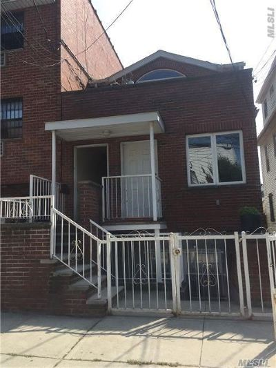 Corona Multi Family Home For Sale: 111-56 42nd Ave