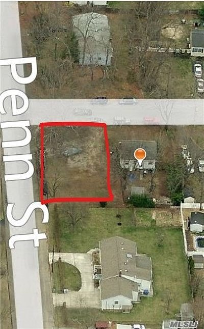 Lake Grove Residential Lots & Land For Sale: 26a Lindell Ave