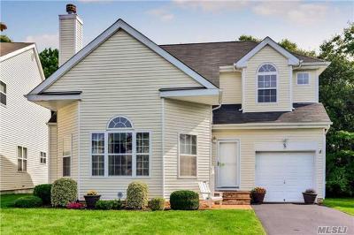 S. Setauket Condo/Townhouse For Sale: 69 Sunflower Ridge Rd