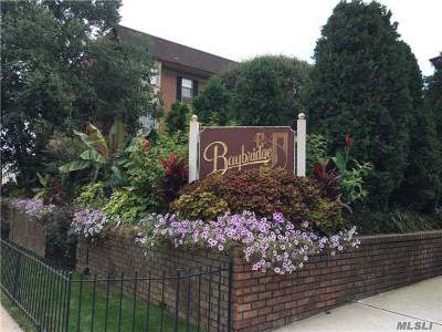 Bayside, Oakland Gardens Condo/Townhouse For Sale: 208-10 Robert Rd #2nd Fl