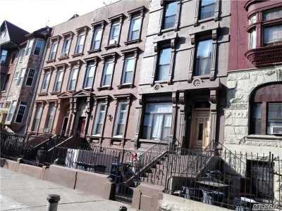 Brooklyn Multi Family Home For Sale: 1253 Pacific St