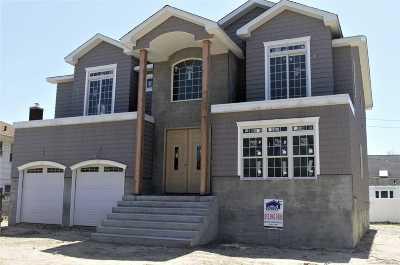 Atlantic Beach Single Family Home For Sale: 1453 Bay Blvd