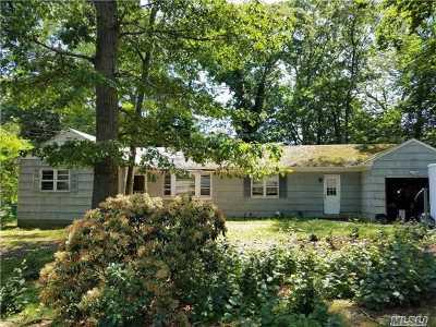 Single Family Home For Sale: 20 Honey Ln