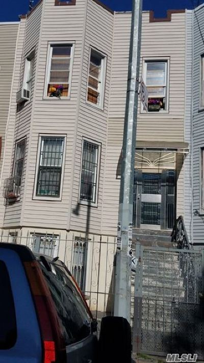 Brooklyn Multi Family Home For Sale: 1261 Hancock St
