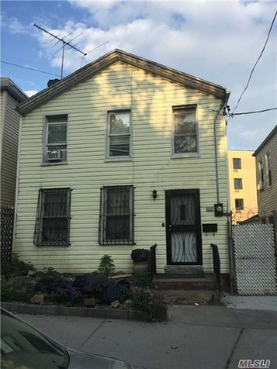 Brooklyn Single Family Home For Sale: 15 Vermont St