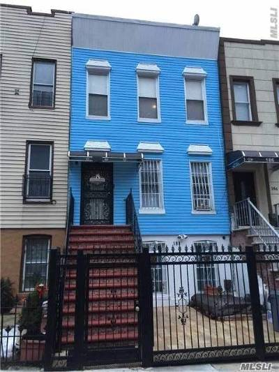 Brooklyn Multi Family Home For Sale: 188 Covert St