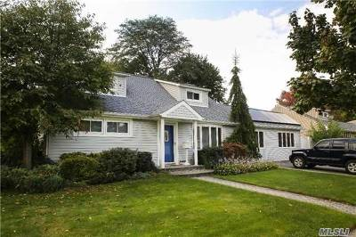 Hicksville Single Family Home For Sale: 10 Crescent St