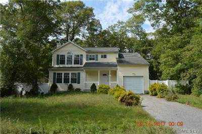 Middle Island Single Family Home For Sale: 10 Koren Ln
