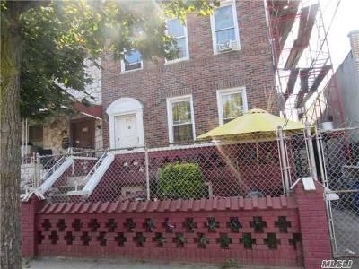 Brooklyn Multi Family Home For Sale: 202 Malta St