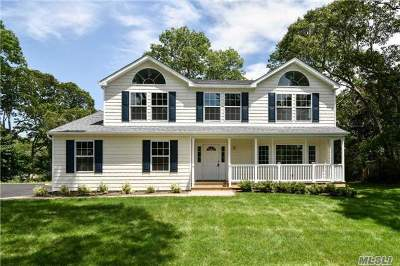 Setauket Single Family Home For Sale: Lot #1 Shortwood Ln