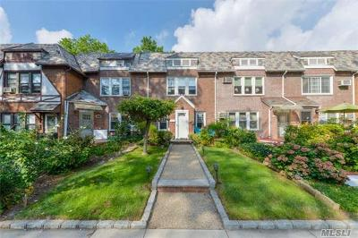 Forest Hills Single Family Home For Sale: 68-37 Harrow St