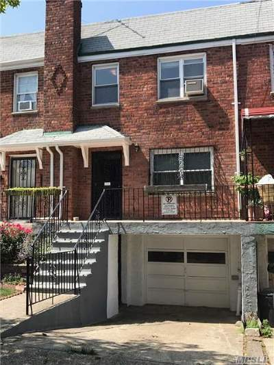 Jackson Heights Single Family Home For Sale: 31-04 76th St