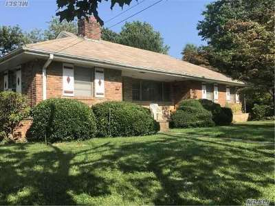 Lynbrook Single Family Home For Sale: 66 Sunset Ave