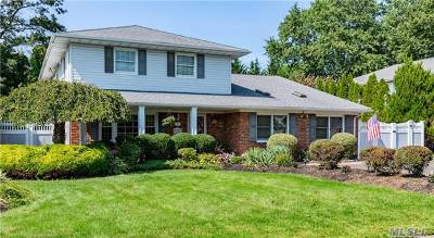 Smithtown Single Family Home For Sale: 26 Carnegie Dr