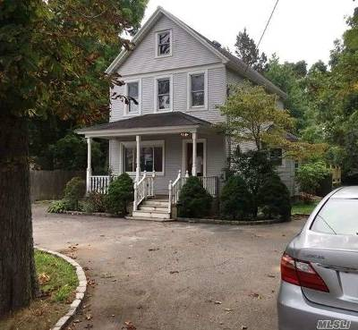 Huntington Single Family Home For Sale: 222 W Pulaski Rd
