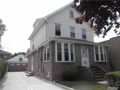 Flushing Single Family Home For Sale: 169-14 35 Ave
