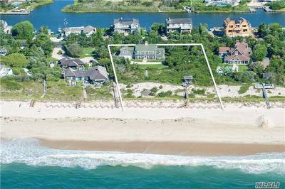 Quogue Single Family Home For Sale: 42 Dune Rd