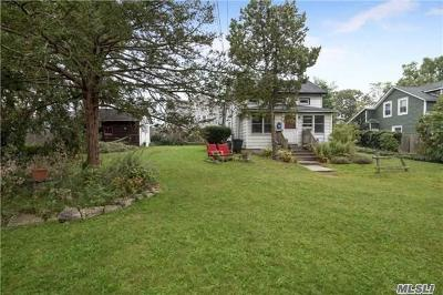Sayville Single Family Home For Sale: 63 Smith St
